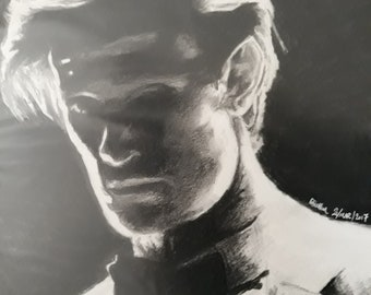 Matt Smith  11th Doctor Drawing