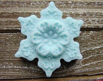 15 Large snowflakes
