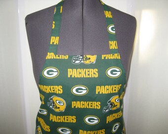 Green Bay Packers Football Team Adult  Apron