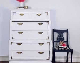 Very Tall Tallboy Dresser - Sold