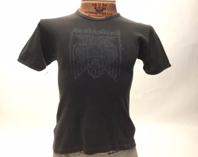 Vintage Hawkwind Rare Tour Tee Shirt 70's (os-ts-83)