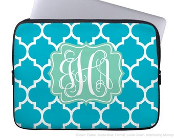 Personalized Tablet Case | Custom Tablet Cover | Monogram Tablet Sleeve |  Personalised Device Case | Personalized Birthday Gift for Her
