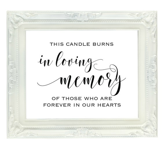 Witty image regarding in loving memory free printable