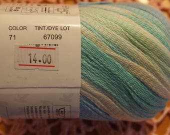Katia Tropic flat ribbon yarn - SALE only 4.49 USD instead of 6.00 USD