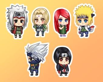 Naruto Stickers