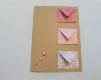 Mini Messages Card