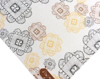 Doily Weave Wrapping Paper