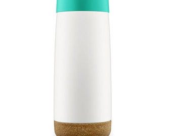 Ello Cole Vacuum-Insulated Stainless Steel Travel Mug (Comes with Custom Vinyl)