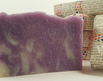 All Natural Floral Scented Soap