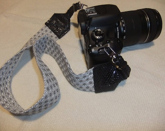 Fancy for DSLR camera strap