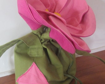 Rose Purse - commande personnalisée