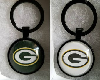 Packers pendant keychain