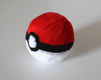 Poke Ball Plush