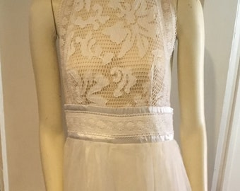 Asilio wedding Dress