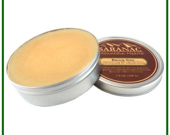 SHAVING SOAP | 7.0 oz | Made with Jojoba & Aloe