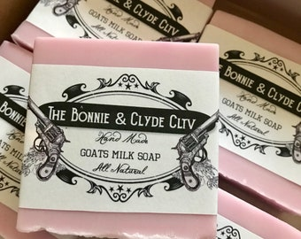 All Natural Goats Milk Soap