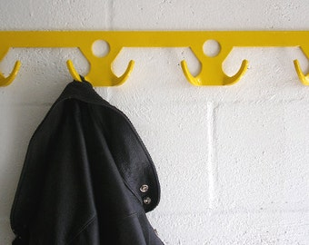Coat Rack Yellow Wauli Six place - PC