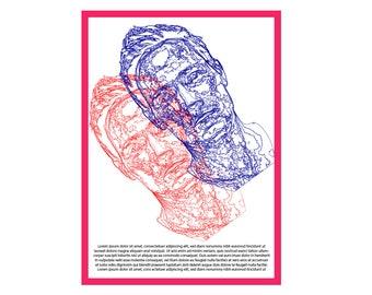 Portrait Sculpture poster