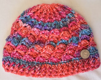 Bright fun beanie