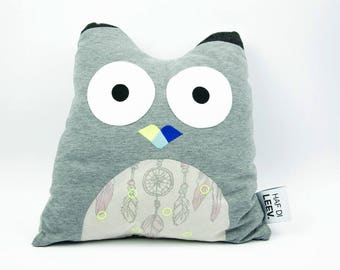 Owl from your favorite particle upcycling