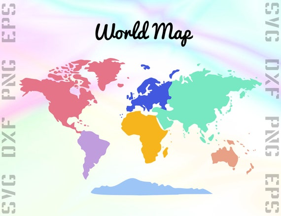 World map svg files world map dxf files continent clipart world map svg files world map dxf files continent clipart continent cricut files world map cut files svg dxf png eps vectors from shapeshouse gumiabroncs Image collections