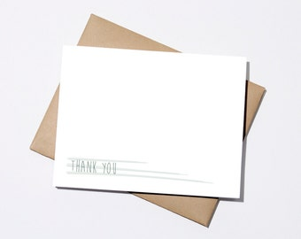 Thank You - Soft Lines