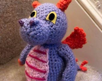 Figment Crochet Pattern