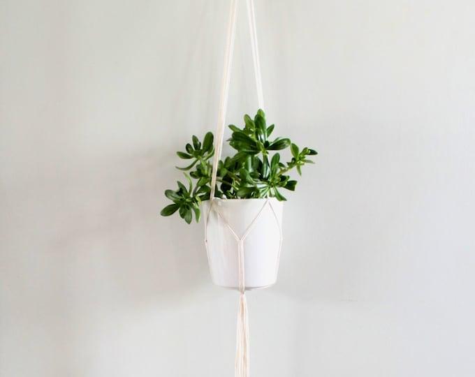 MACRAME PLANT HANGER // 11