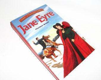 Jane Eyre Charlotte Bronte Book Clutch Purse