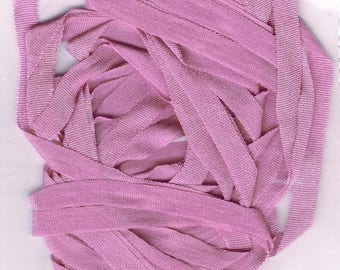 Quality 1312 4 mm Silk Ribbon French silk er auv