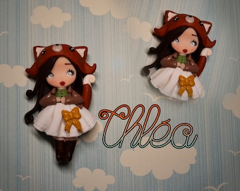 NEW COLLECTION Chlea - Woodland girl