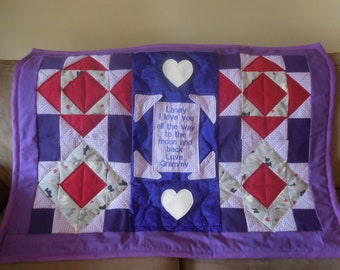 The Heart Quilt