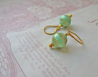 Vintage Summer short earrings