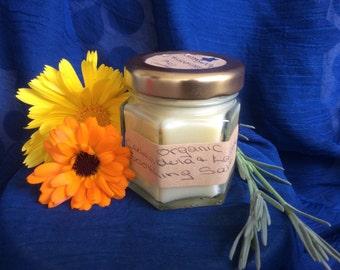 Organic Calendula and Lavender Soothing Salve ( vegan & vegetarian friendly)
