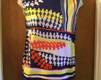 1970s Ladies sleeveless top
