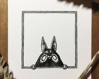 Inktober Creature | Day 21 | Original Drawing