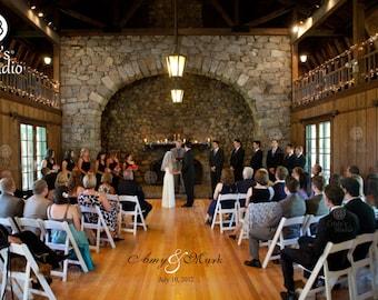 Wedding floor decal - Wedding floor graphics