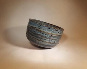 Whiskey Glass- Handmade Ceramic Whiskey Roller