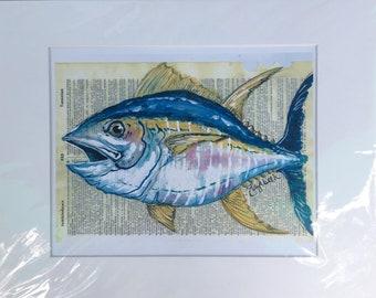 Tuna Print