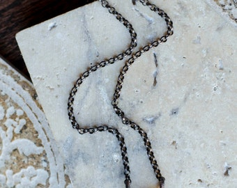 Small Ancient Shark Tooth Necklace