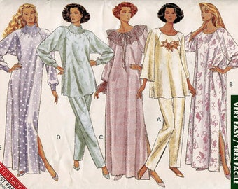 Butterick 3032 Lounge Wear