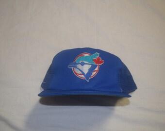 Vintage Toronto Blue Jays Meshback Snapback