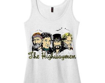 The Highwaymen Tank Top