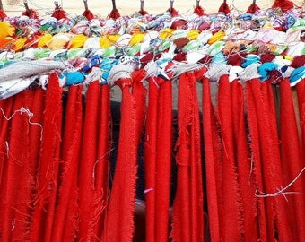 Loom - Rag rug