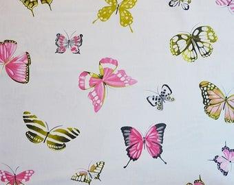 coated canvas, butterfly, s Thévenon, Olivia Bombon