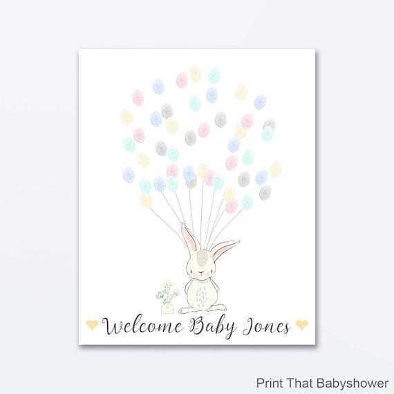 Bunny Baby Shower Home Design Ideas
