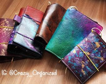 Faux Leather Artori Travelers Notebook
