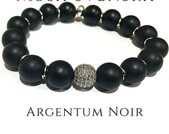 Argentum Nior- Musa Svenska Custom Wrist Piece
