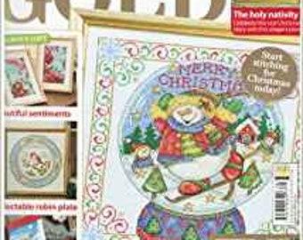 Cross Stitch Gold December 2010