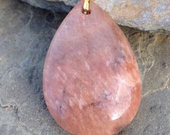 Sunstone Pendant / Sunstone Necklace